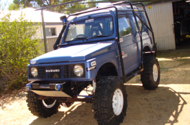 Image of Sierra Buggy