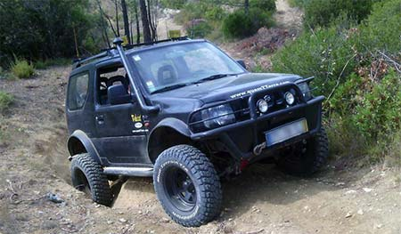 Suzuki Jimny Suspension Lift Kit Buyers Guide