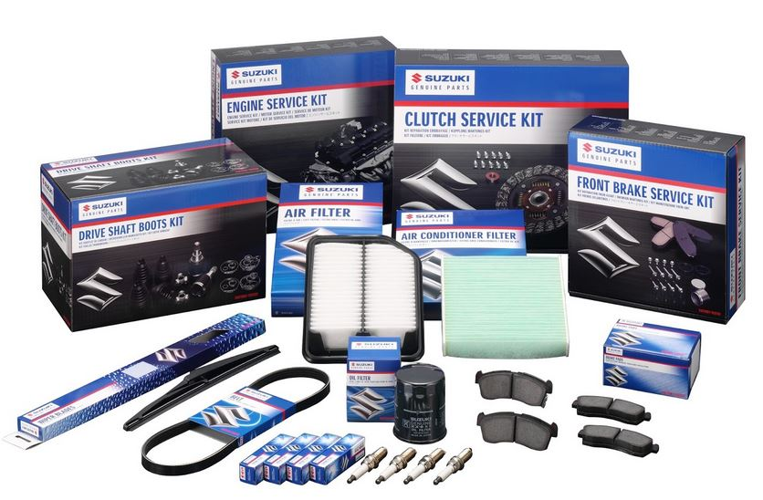 Suzuki Spare Parts in Perth - 4WD Part Shop