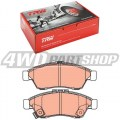 PADS DISC BRAKE FRONT