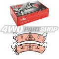 PADS DISC BRAKE REAR