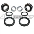 BRG KIT REAR WHEEL PAIR WO/ABS