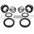 BRG KIT REAR WHEEL PAIR W/ABS