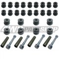 KIT SHACKLE BUSHES / BOLTS / SPACERS