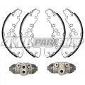 KIT REAR SHOES / WHEEL CYLINDERS