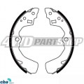 SHOES DRUM BRAKE REAR